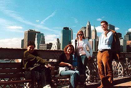 Nannen-Schüler: Die Idee reifte in New York