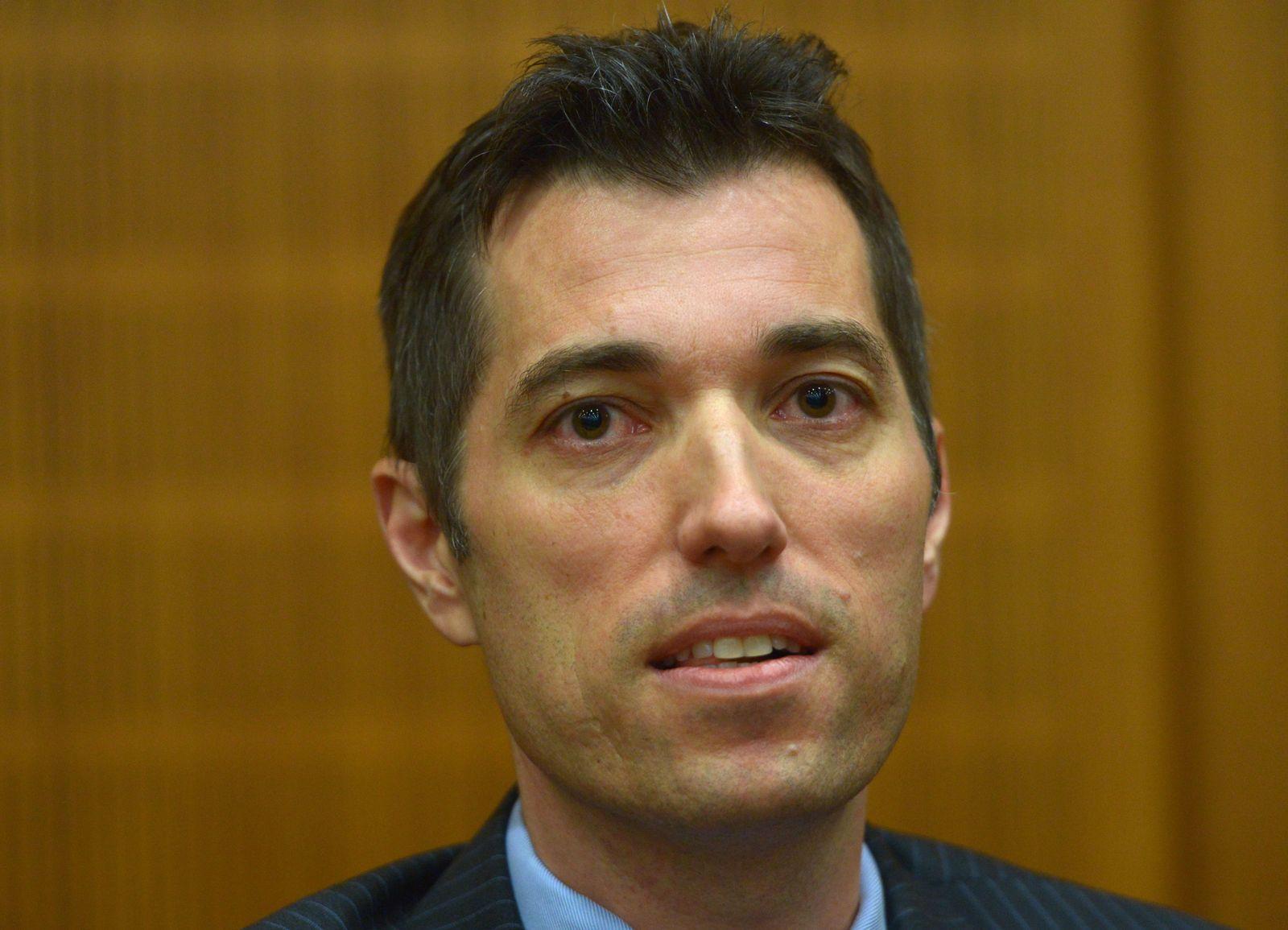 Prozess gegen Ex-Börsenguru Markus Frick