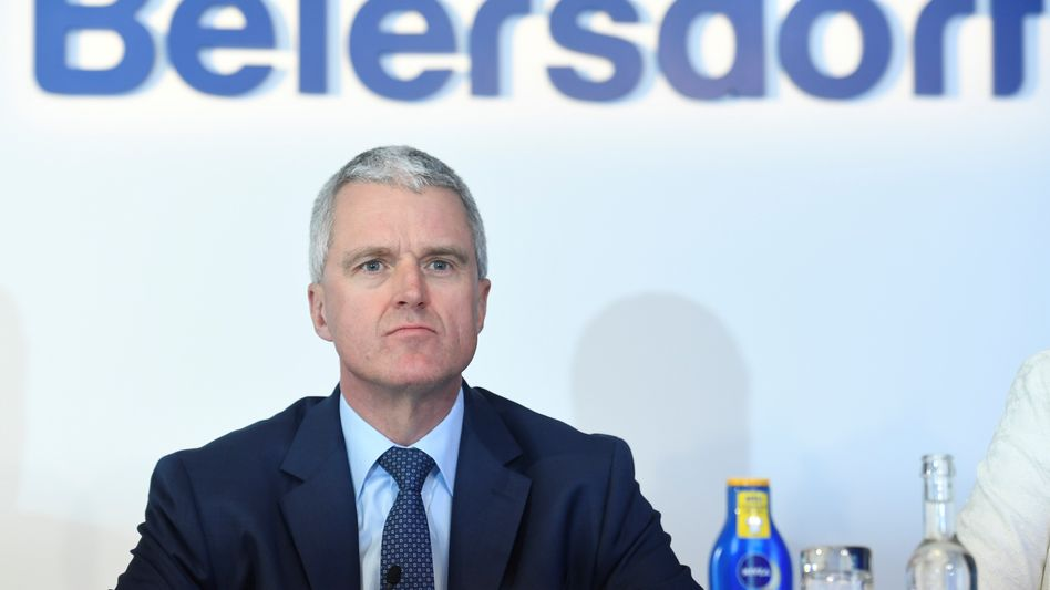 Stefan Heidenreich: Der Beiersdorf-Chef geht Ende 2019. Ein Nachfolger ist noch nicht in Sicht