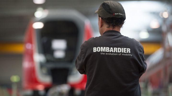 Ranking der größten Zughersteller: Bombardier im Ausverkauf - Bahn gehen die Optionen aus