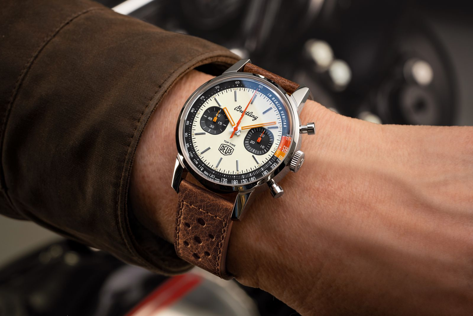 SIHH | Watches and Wonders | Breitling Top Time Deus Limited Edition