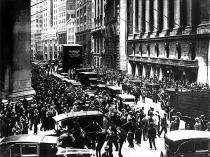 Wall-Street: Millionen Privatanleger verloren ihr Vermögen
