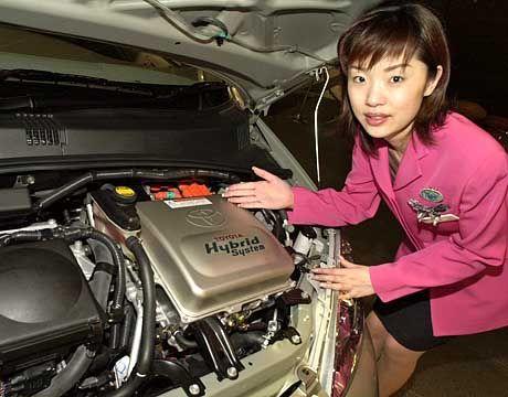 Präsentation des Toyota Prius: Der Konzern verkaufte 6,8 Millionen Fahrzeuge