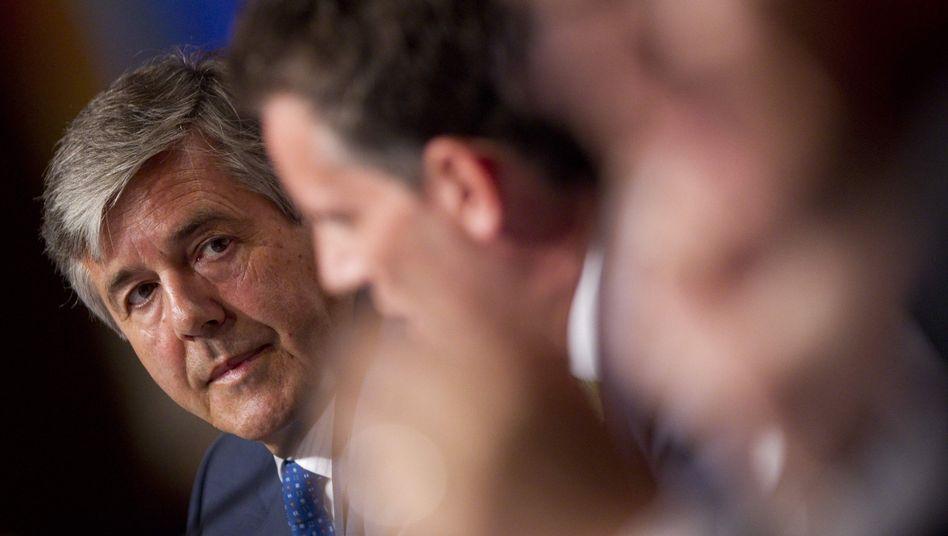 Deutsche-Bank-Chef Josef Ackermann: Staatsanwälte hegen Zweifel