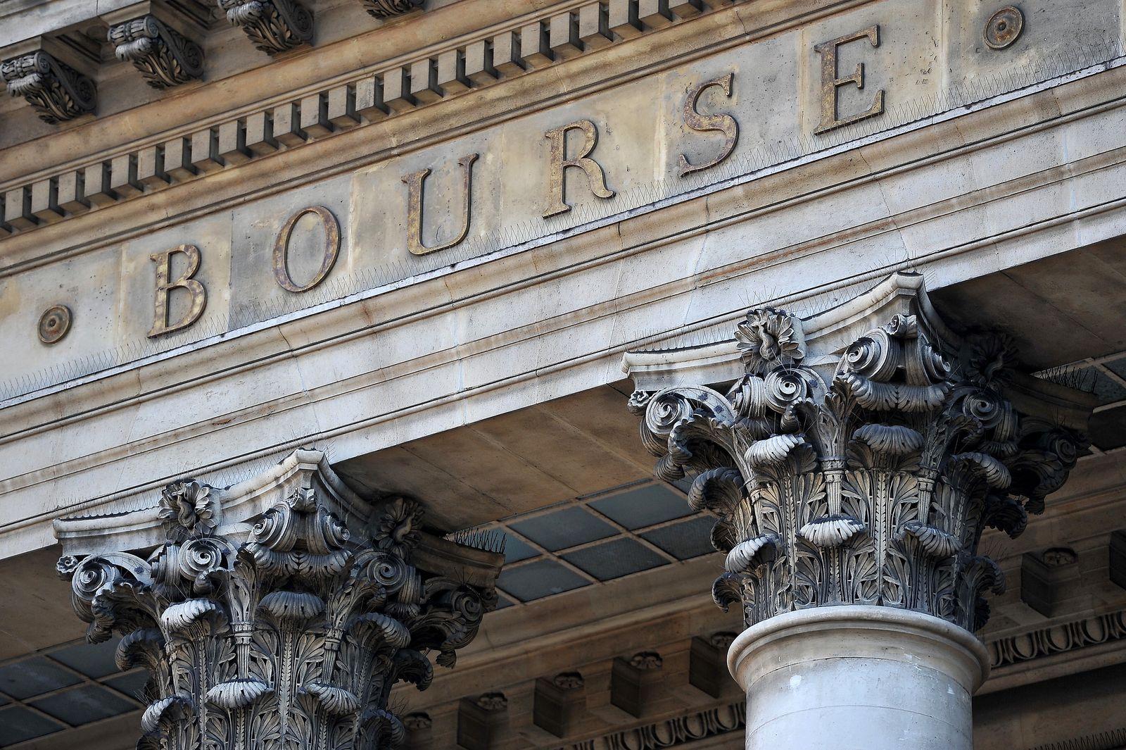 Börse Paris / Frankreich