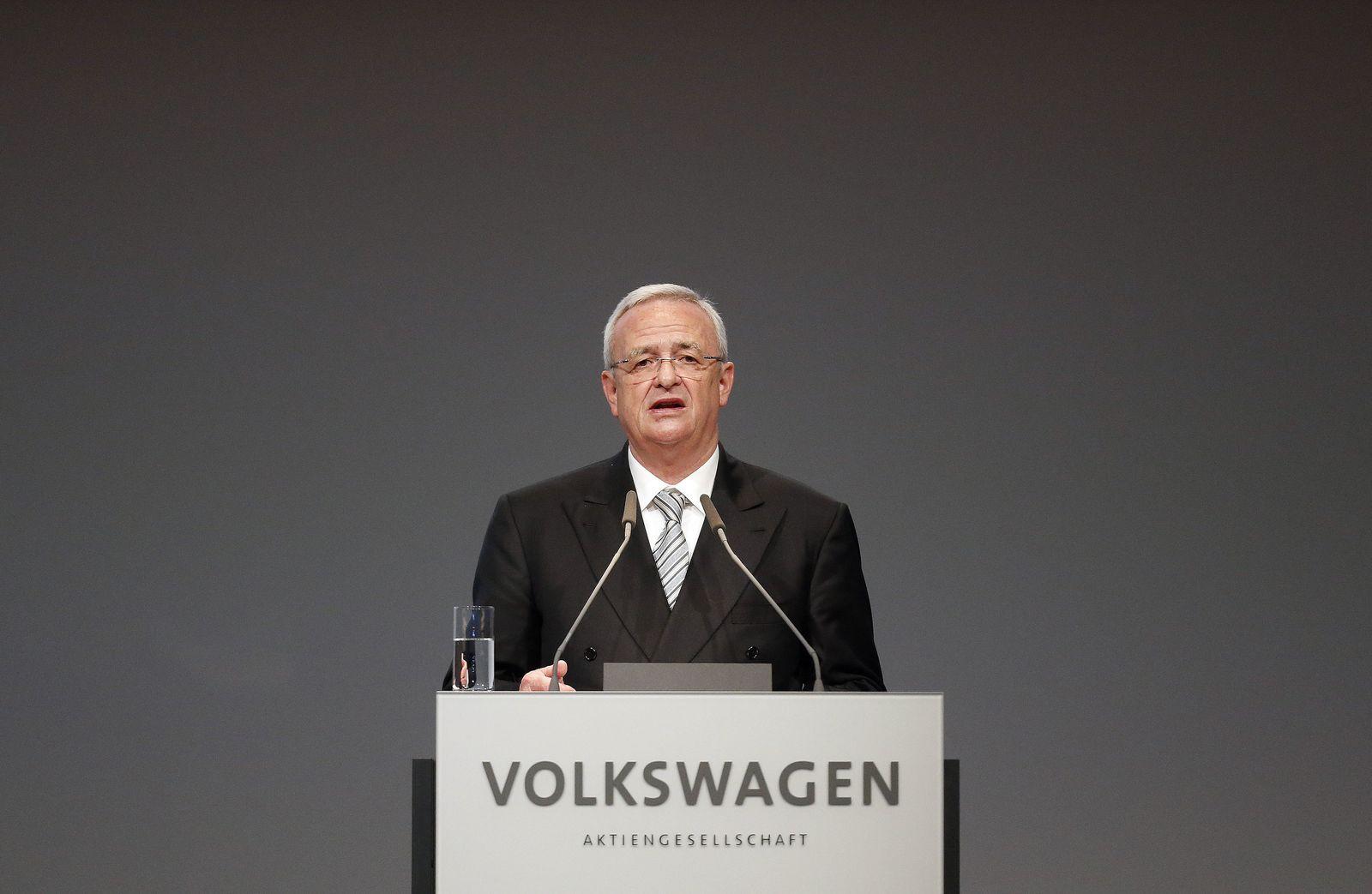 VW HV / Winterkorn