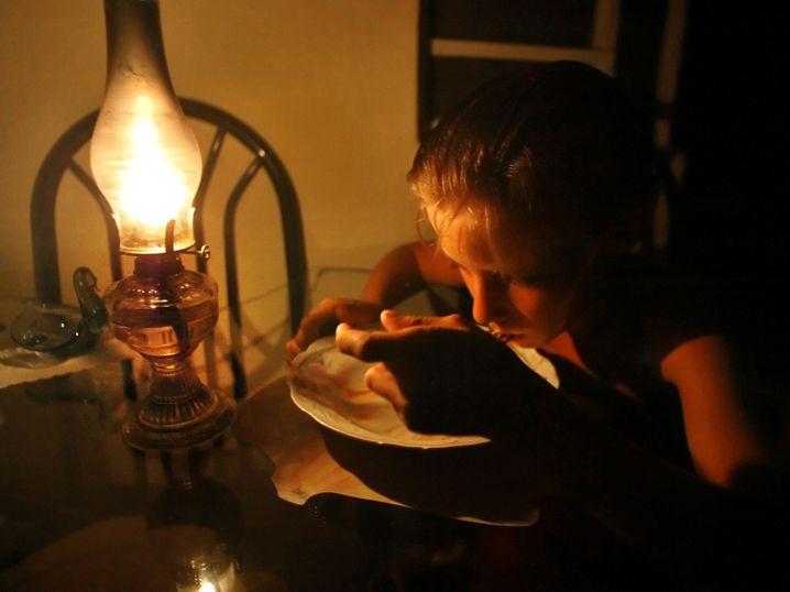 Stromausfall in Kuba