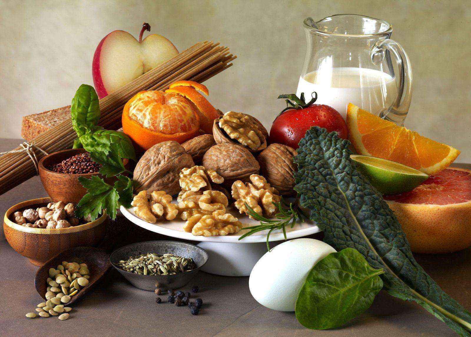 Gesunde Ernährung / Wallnüsse