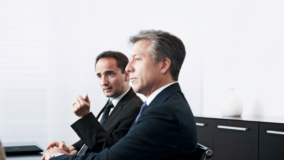 SAP-Führungsduo: Dänischer Entwickler trifft US-Vertriebsprofi