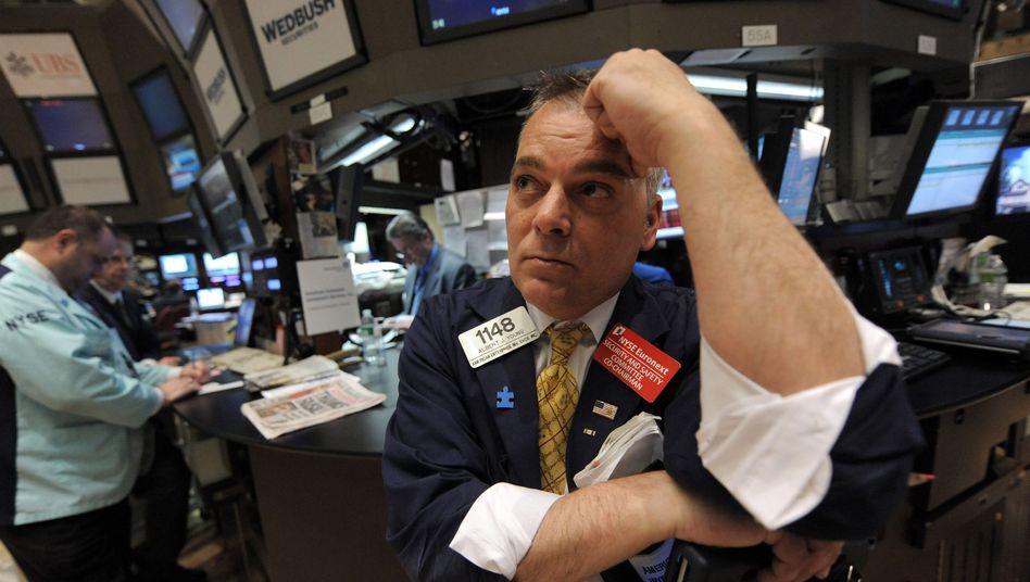 Armes Land, reiche Konzerne: Während ein Schuldenberg die USA drückt, verdienen US-Konzerne wieder bestens. Das zählt an der Börse - globale Risiken werden ignoriert