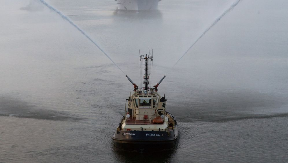 "Schiff der Superlative: An Bord der ""Harmony of the Seas"""