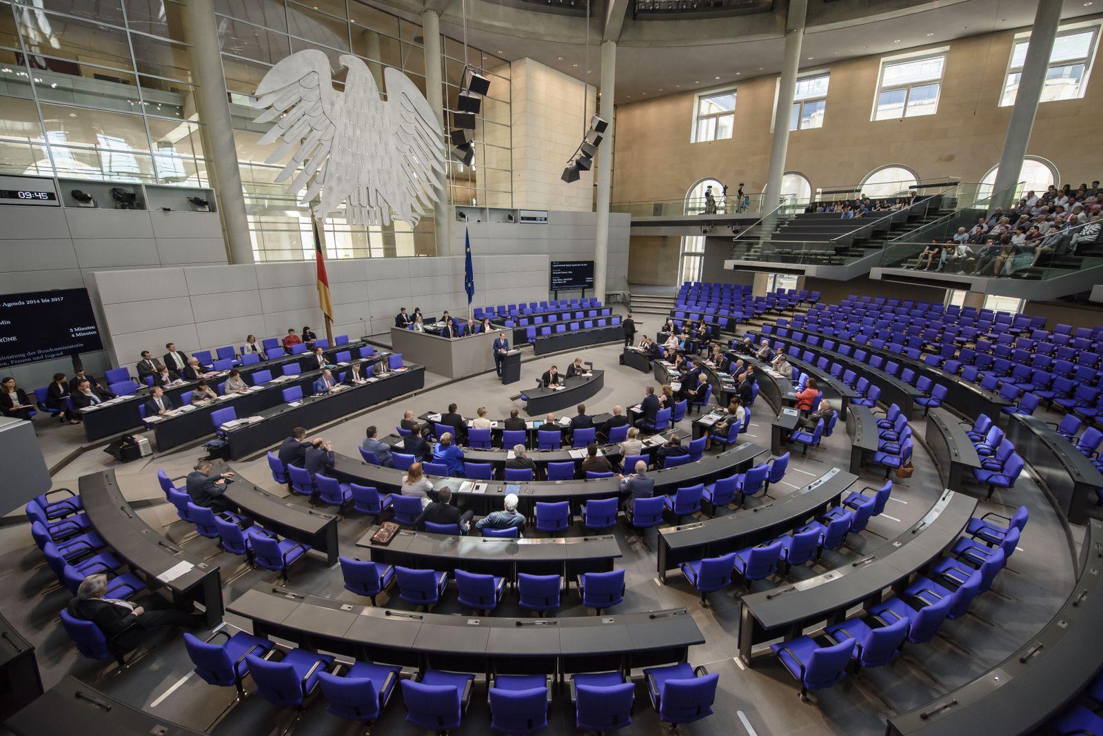 Themenwochen Bundestagswahl / Debattenkultur