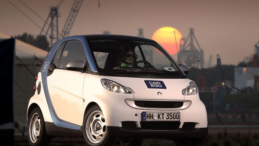 Neue Beweglichkeit: Teilen, Vermieten, Planen - die neue Welt der Autobauer