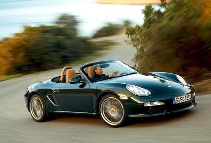Porsche Boxster: Produktionsauftrag ab 2012 an Karmann statt an Magna?