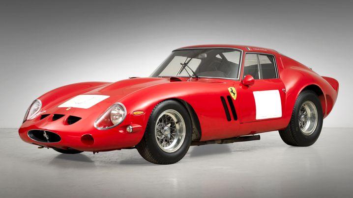Ferrari, Mercedes und Co.: Die teuersten Oldtimer aller Zeiten