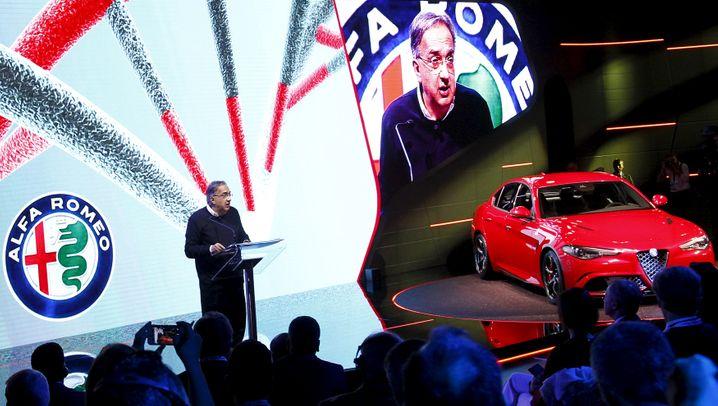 Rückkehr der Alfa Romeo Giulia: Die Comeback-Masche der Autobauer