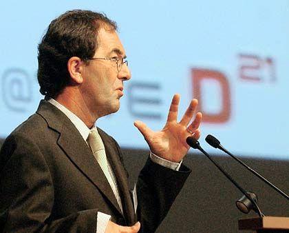 Mehr Arbeit: D-21-Vorsitzender Erwin Staudt ist optimistisch