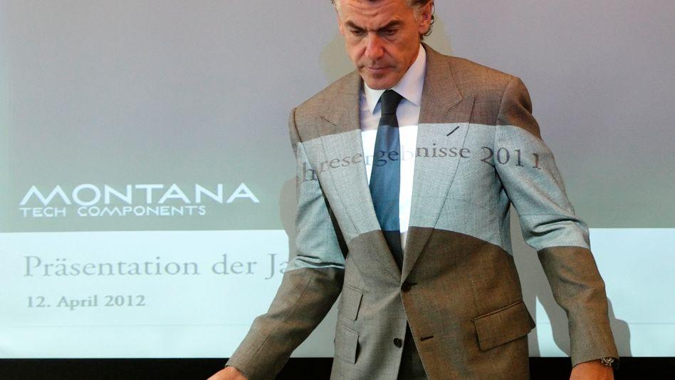 Mit Geld aufgeladen: Varta-Großaktionär Michael Tojner