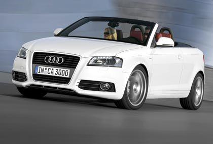 Frischer Wind: Audi A3 Cabrio