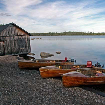 Absolute Ruhe: Wer Erholung sucht, ist am Wabatongushi Lake richtig