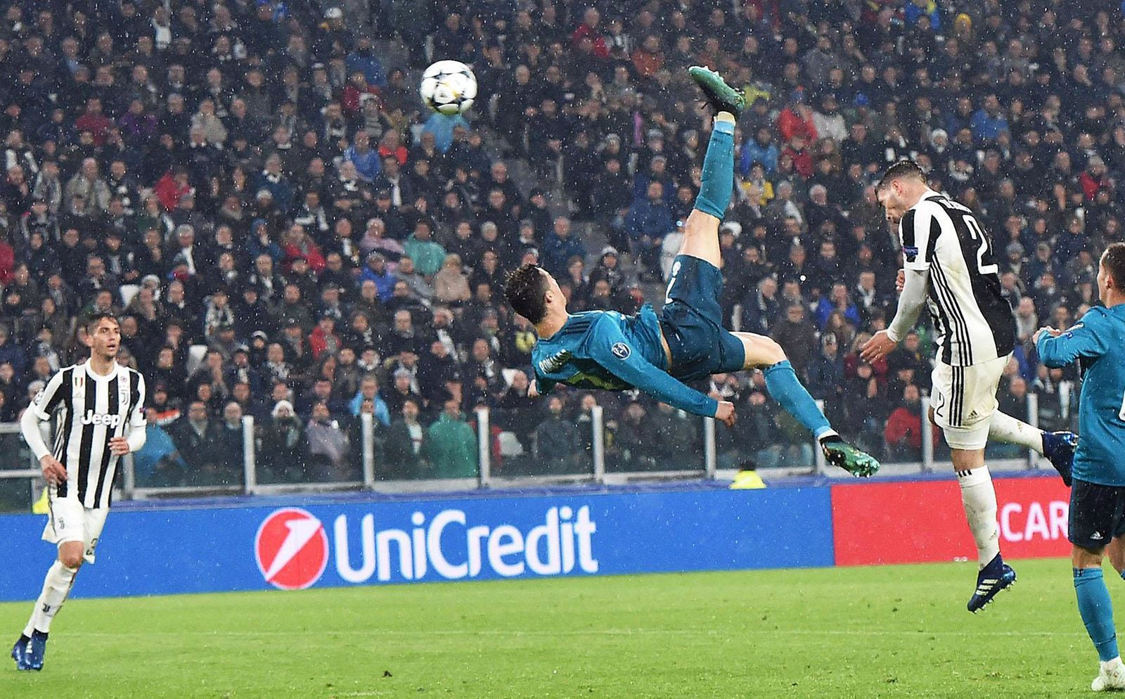 Fallrückzieher / Ronaldo 2018