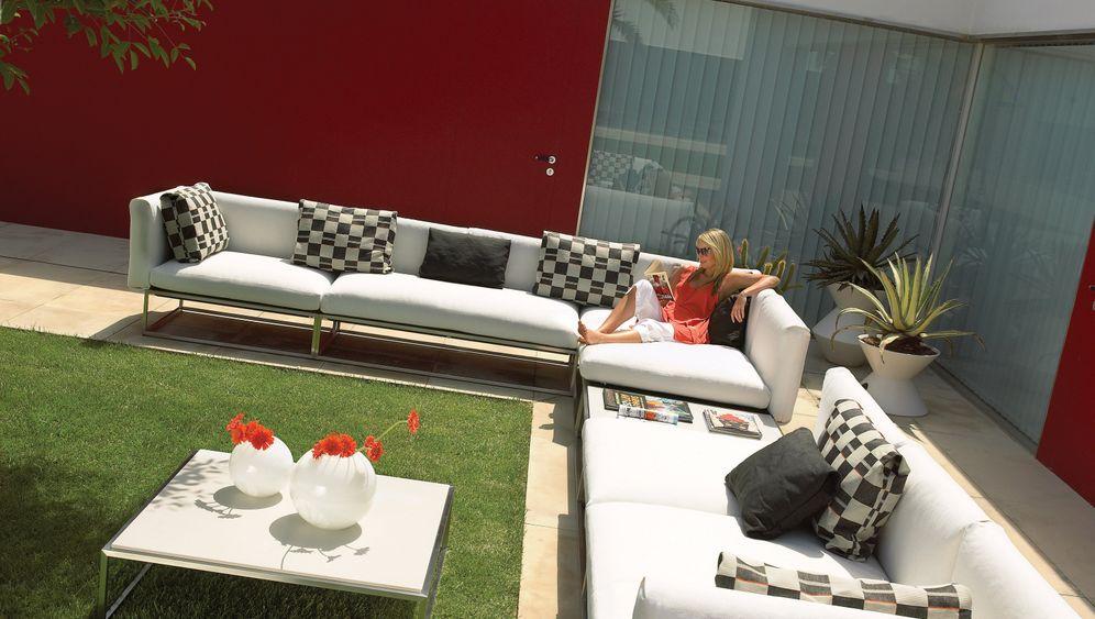 Gartenmöbel: Das Wohnzimmer geht nach draußen
