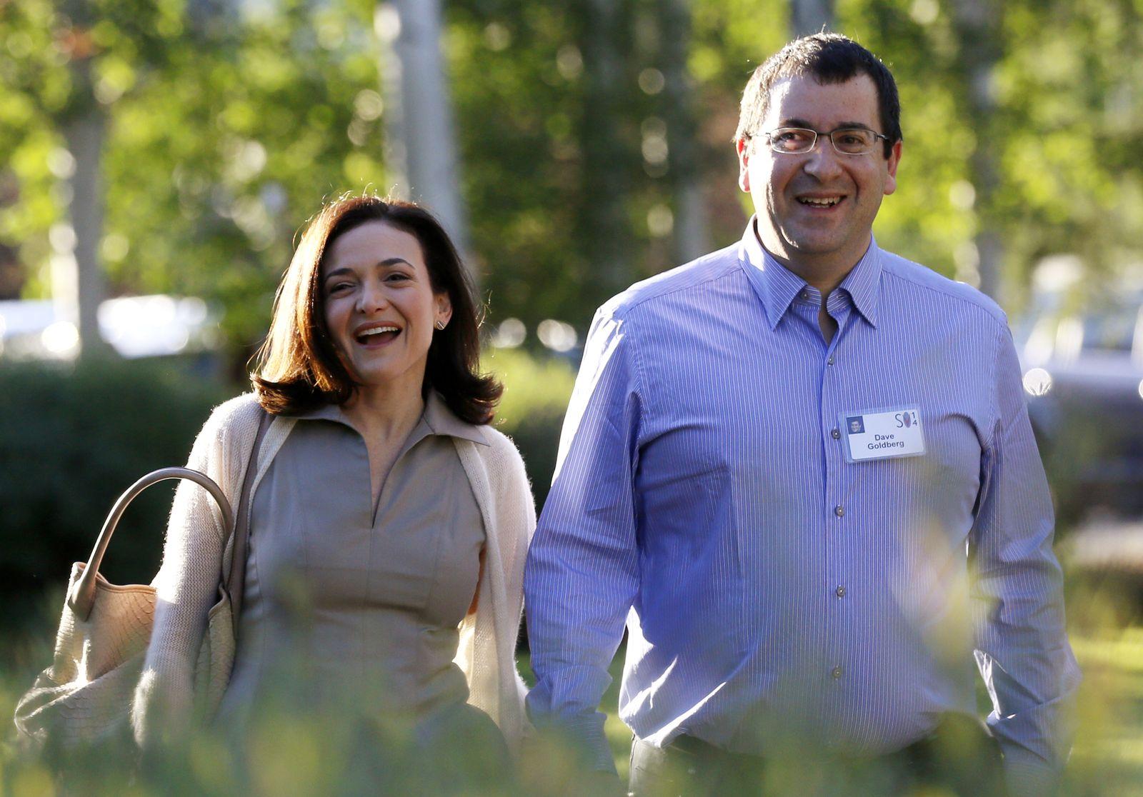 Sheryl Sandberg / Spenden