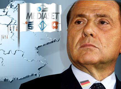 Italiens Staatschef Silvio Berlusconi: Bedenken geäußert