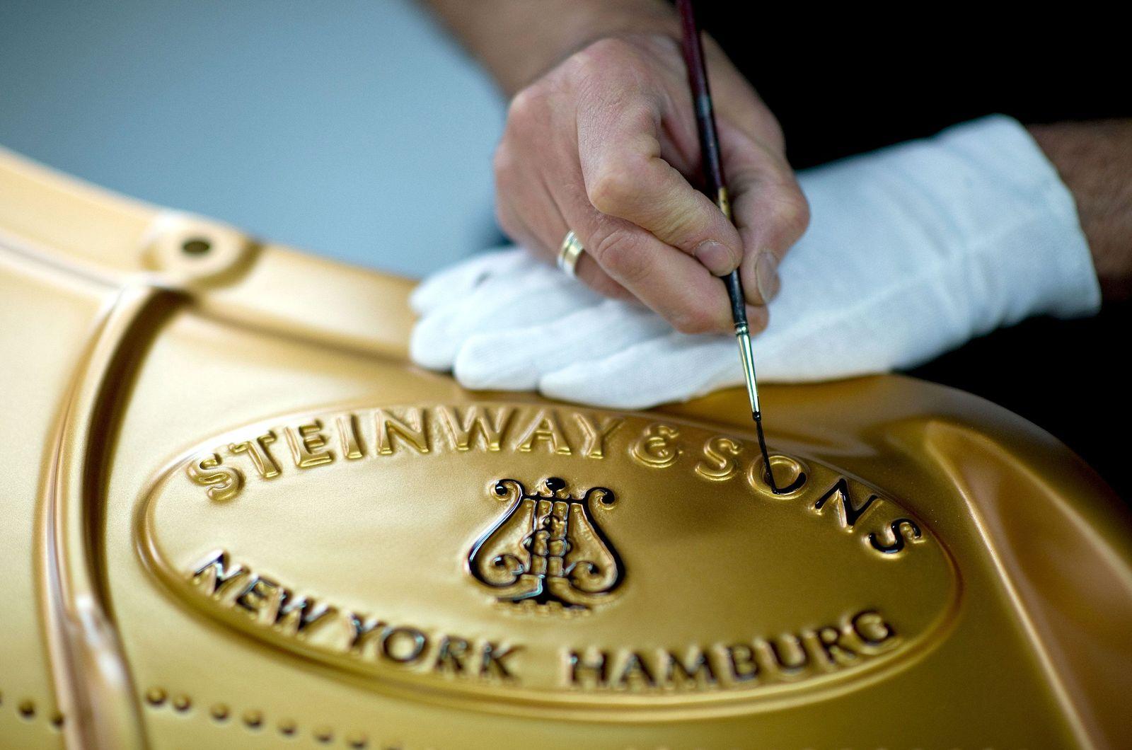 Klavierhersteller Steinway