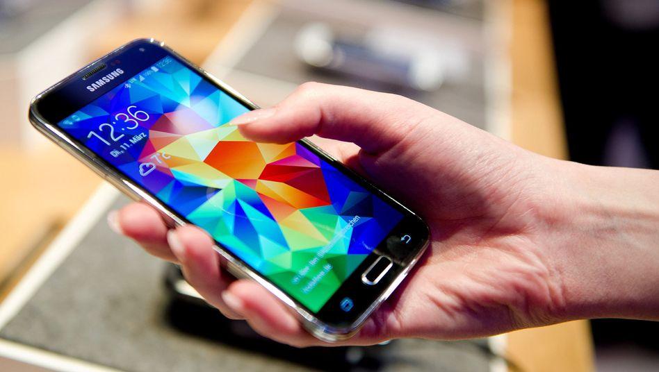 Galaxy S5: Auch ein neues iPhone könnte Samsung zusetzen