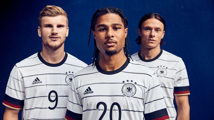 Fussball: Das sind die neuen DFB-Trikots
