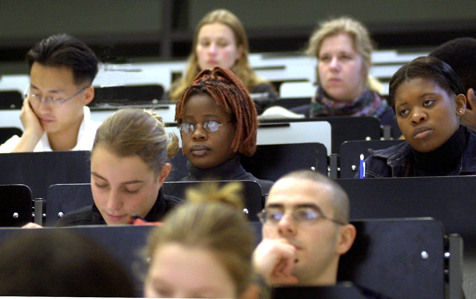 Ausländer ausländische studenten