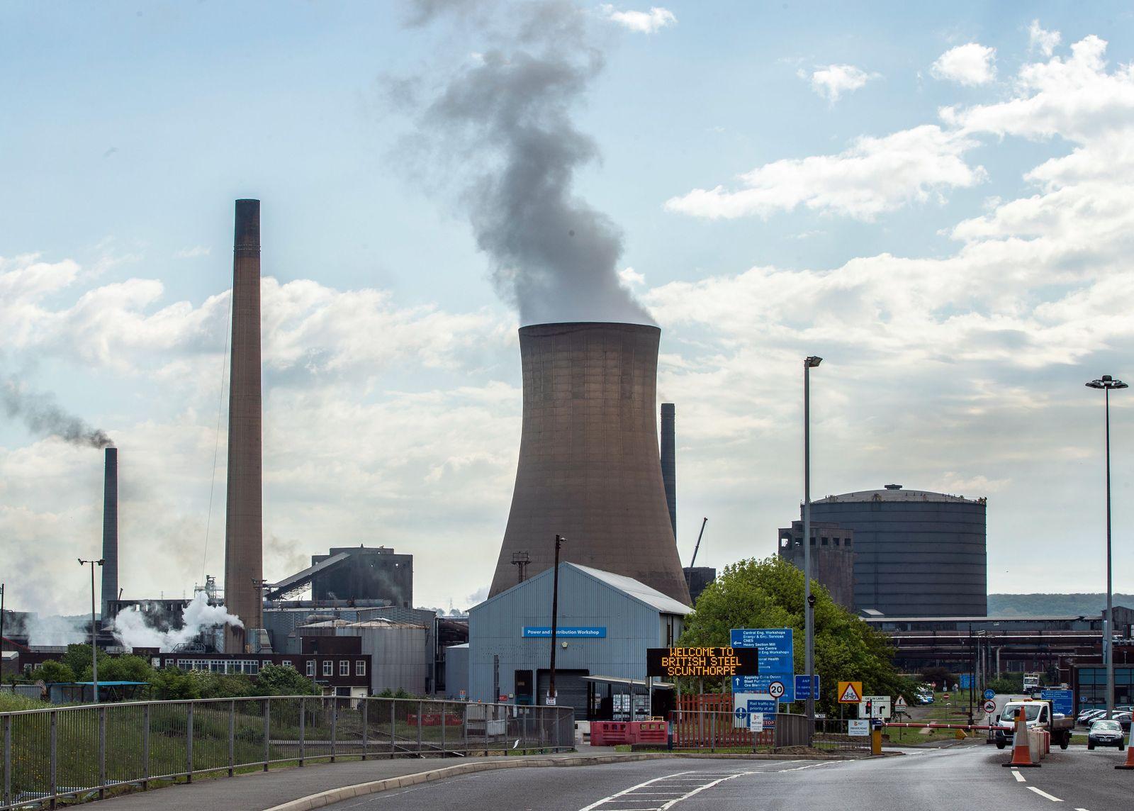 British Steel ist insolvent