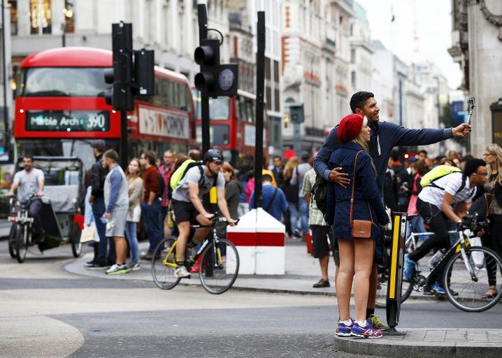 London: Der höchste Anteil neuer Produkte am Umsatz von Mittelständlern