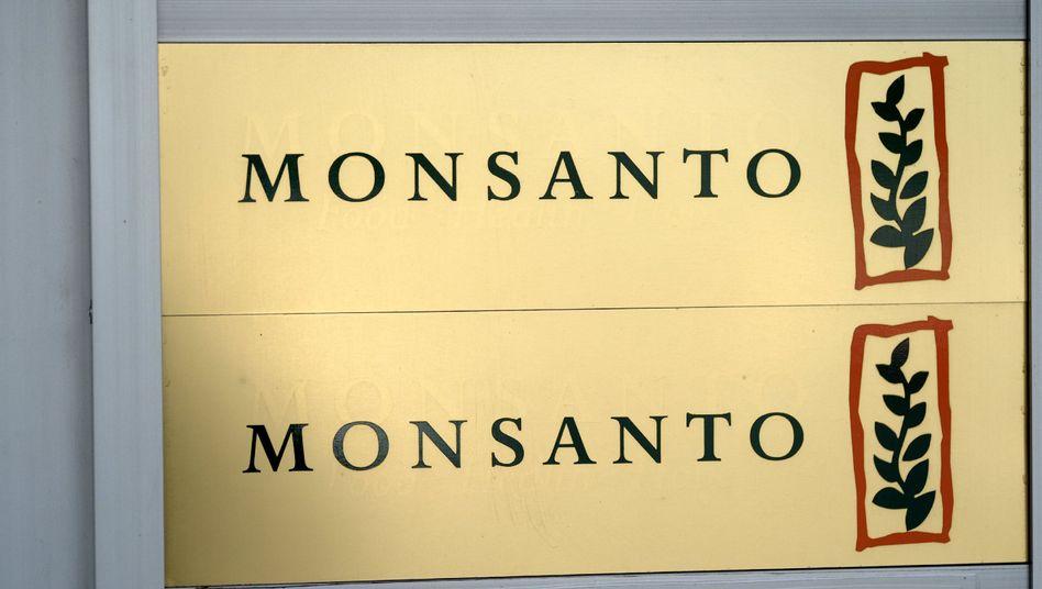 Solides Geschäft mit Saatgut und Unkrautvernichter: Monsanto sieht einen weiter wachsenden Markt
