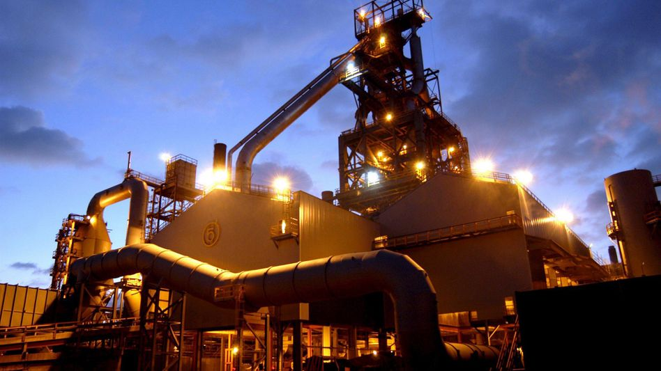British-Steel-Werk in South Wales: Bei den Zulieferern sind 20.000 Arbeitsplätze in Gefahr