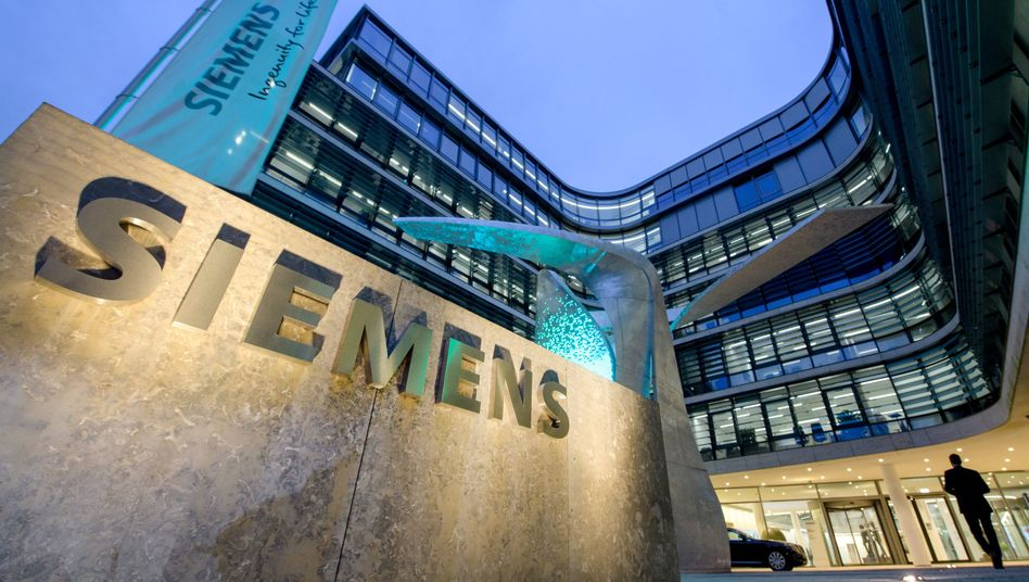 Siemens-Zentrale in München