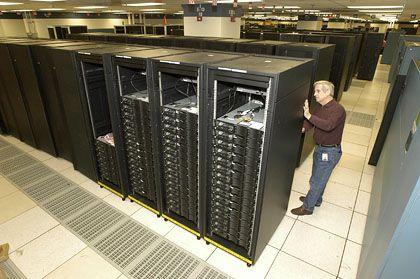 IBM und Sun Micro: Fusion auf dem Großrechnermarkt möglich