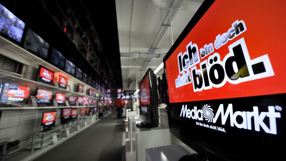 Media Markt und Saturn haben den Einstieg ins Internetgeschäft verpasst