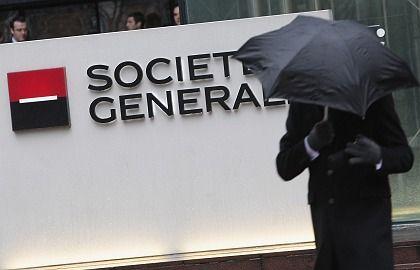 Unter Druck: Die französischen Großbanken müssen sich entscheiden - Bonus oder Staatshilfe