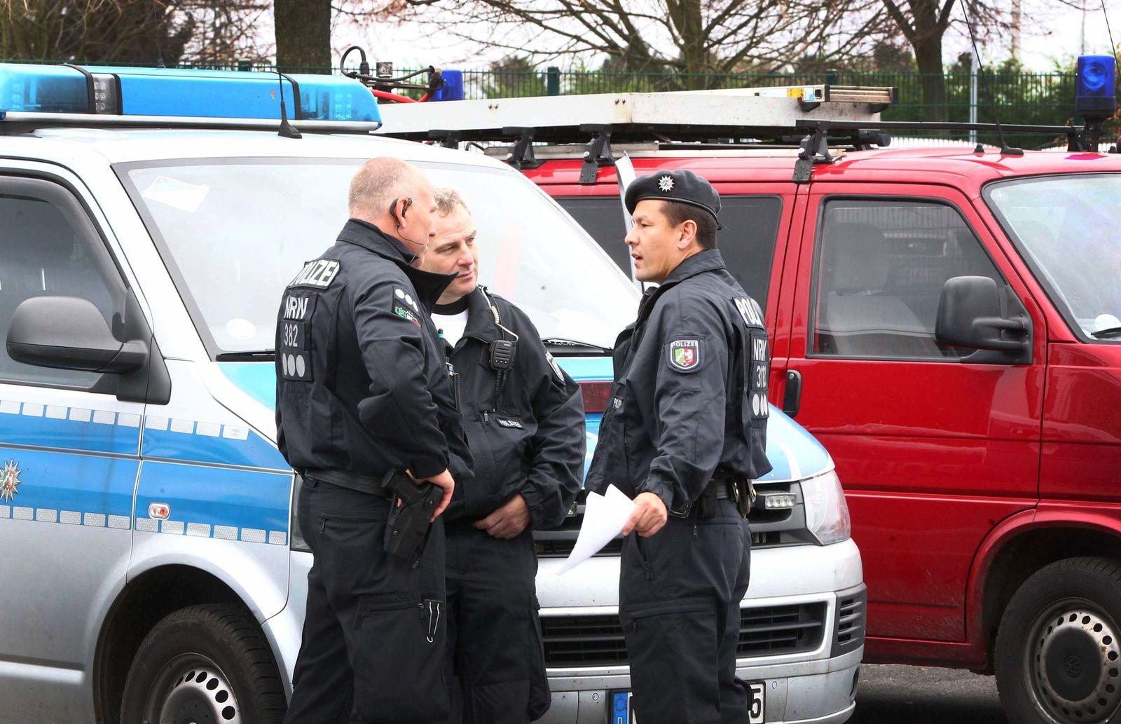 Festnahmen bei Aachen