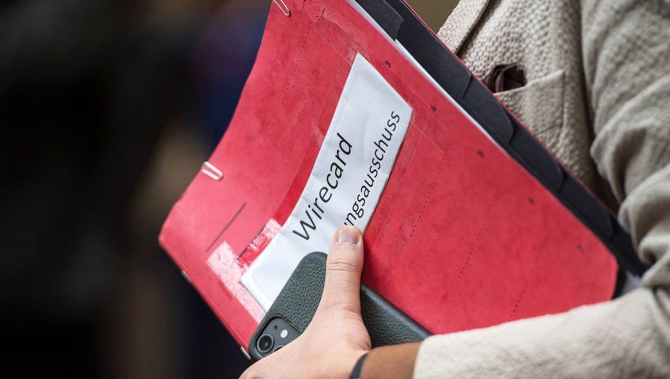 Akteneinsicht: Im Wirecard-Skandal soll der Untersuchungsausschuss nun auch Zugriff auf Akten der Wirtschaftsprüfer von EY haben