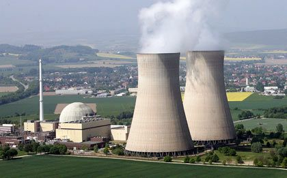 """Atomkraftwerk: """"Ja, selbstverständlich sind sie sicher"""""""