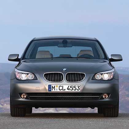 BMW: Rekordumsatz, aber schwache Rendite