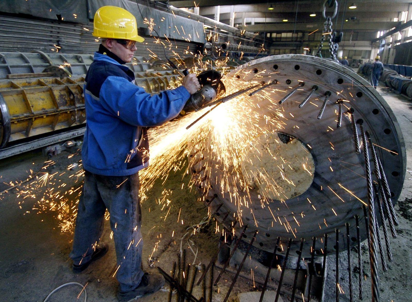 Maschinenbau / Konjunktur