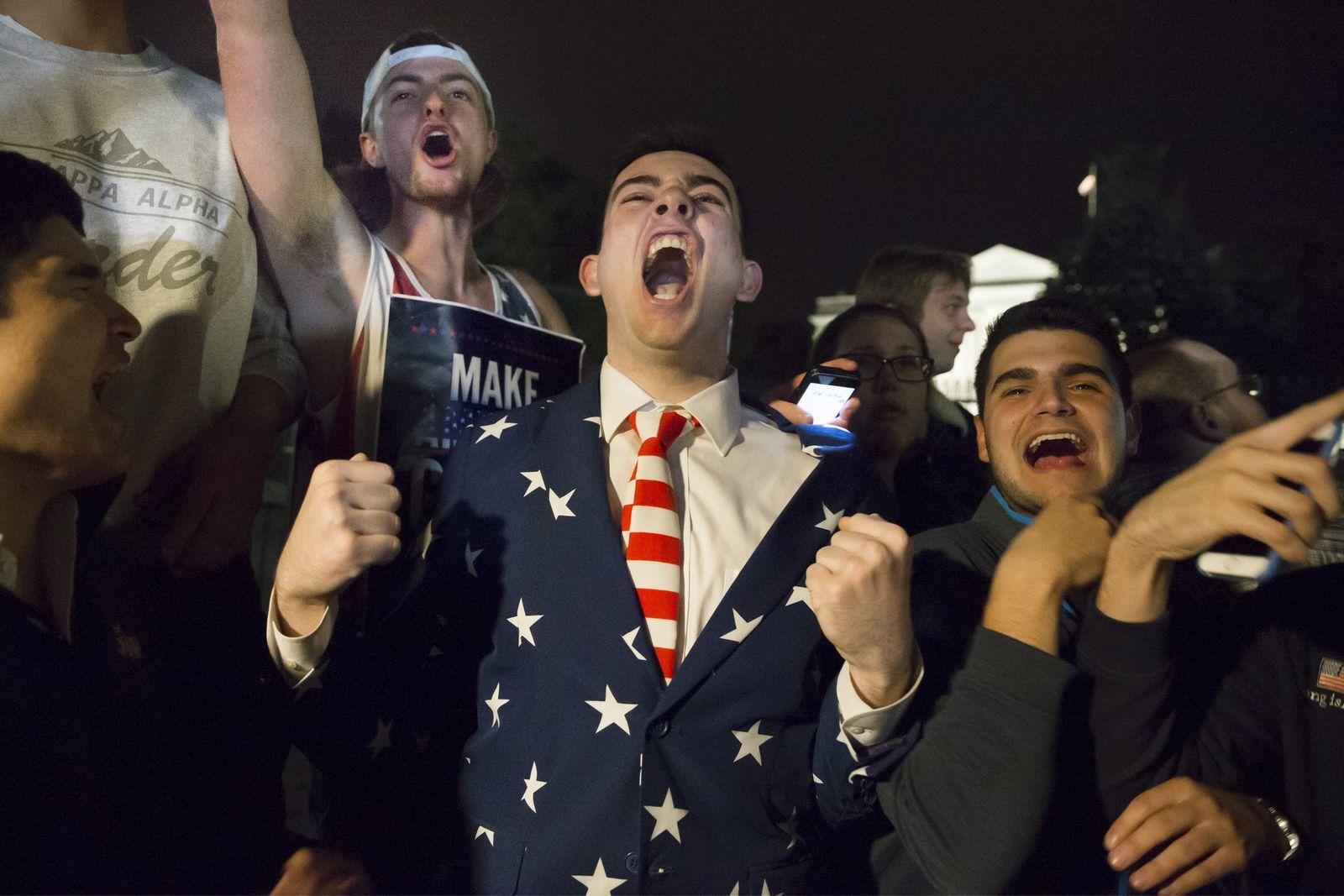 US-Wahl/ Republikaner/ Jubel