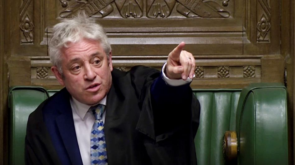 Orderrrr: Das Brexit-Chaos im britischen Parlament macht nicht nur die Europäer fassungslos