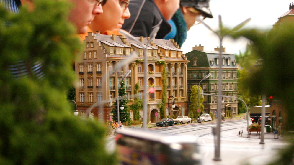 Tipps für Stadtplaner: Was Modellbahn-Anlagen über Wohnträume verraten