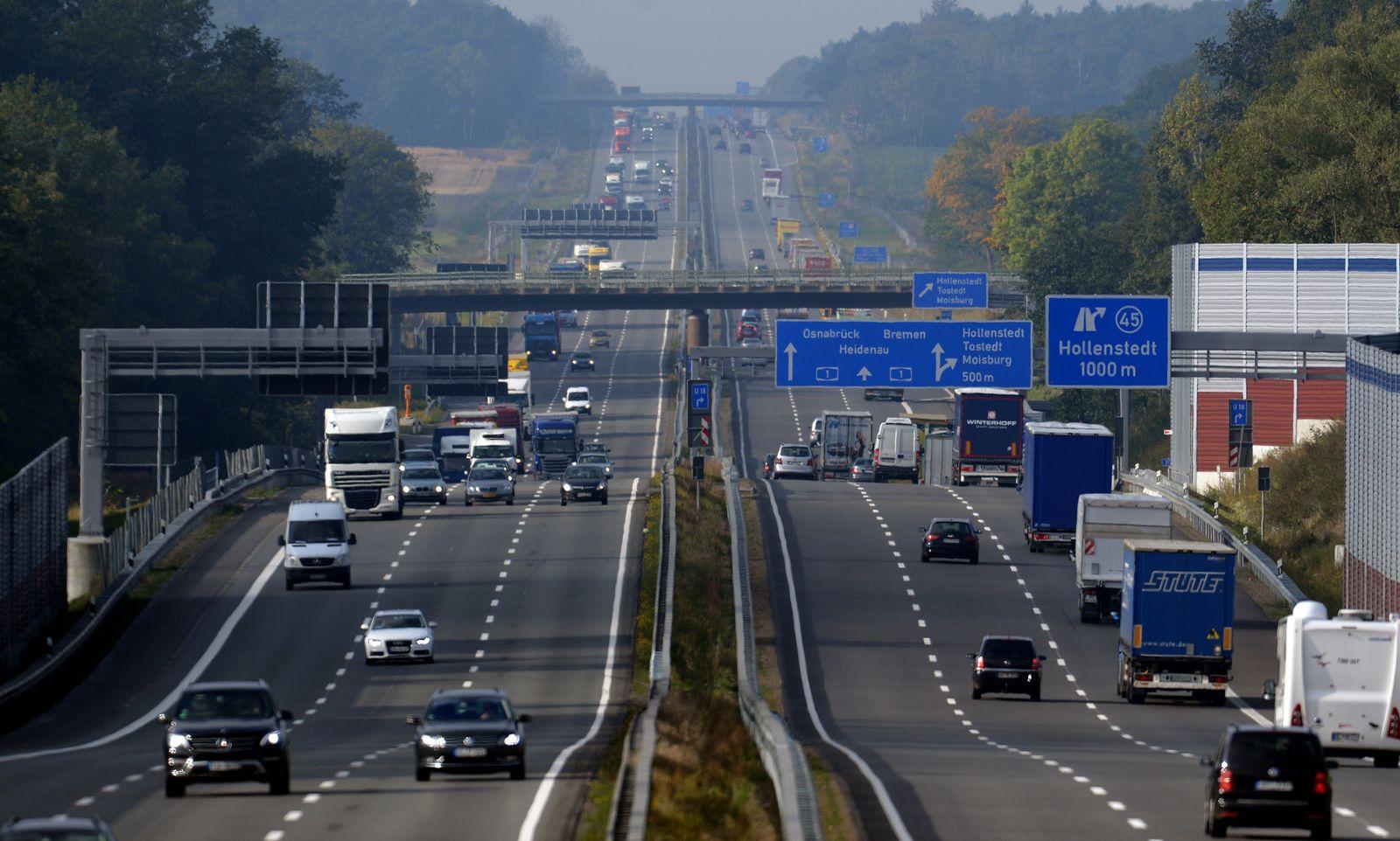 NICHT VERWENDEN Autobahn/ Verkehr