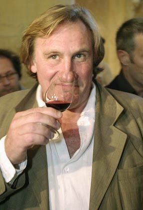 Nebenberuf Winzer: Schauspieler Depardieu